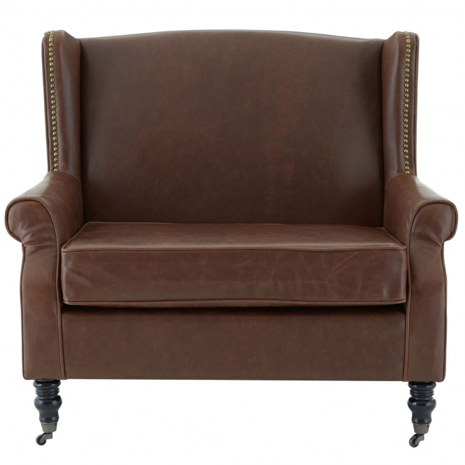 Fulham Double Wing Chair