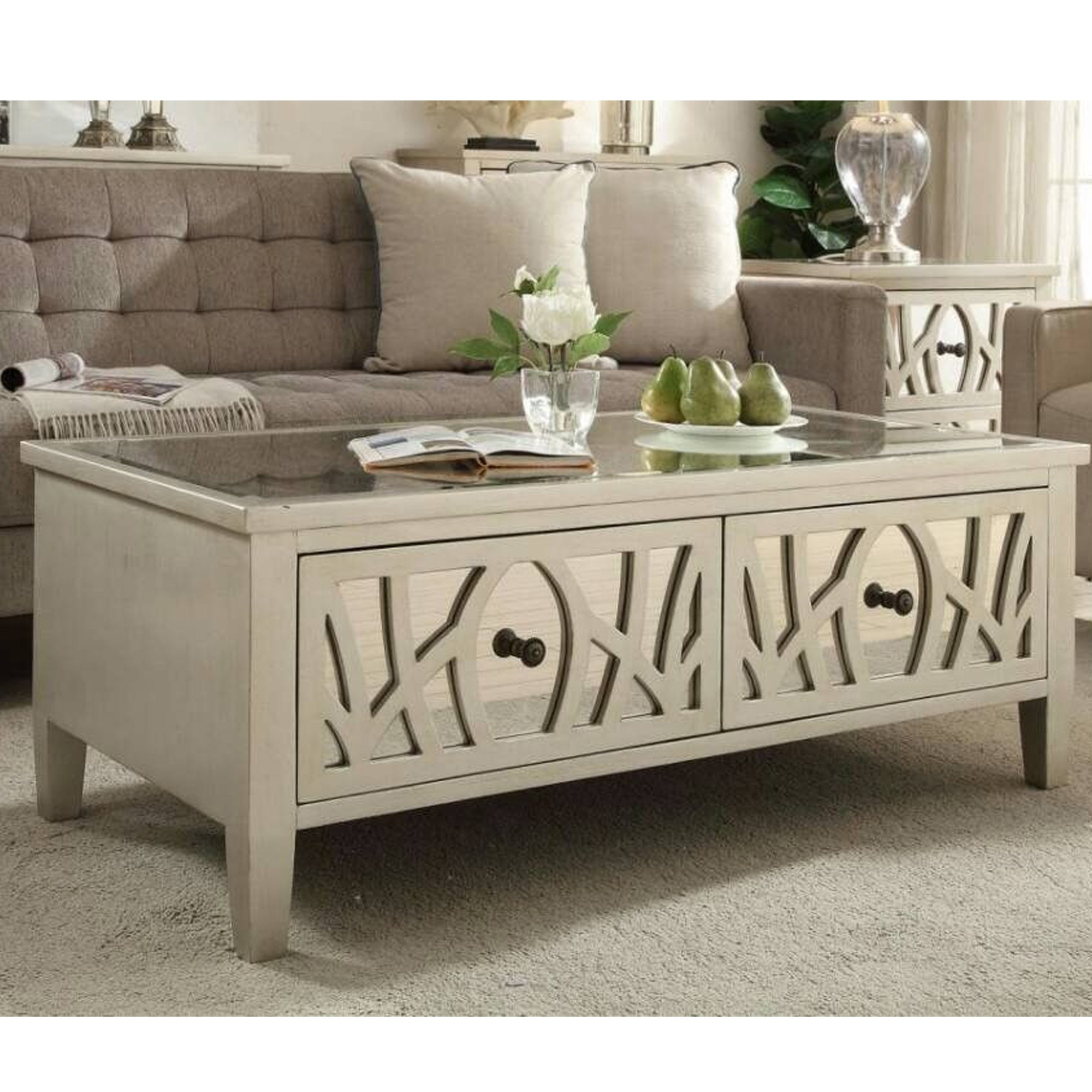 Gallo Coffee Table Champagne Coffee Table Mirror Coffee Table Modern Coffee Table