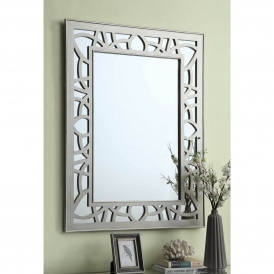 Gallo Mirrored Wall Mirror