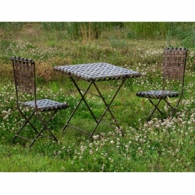 Garden Table & Chairs Set