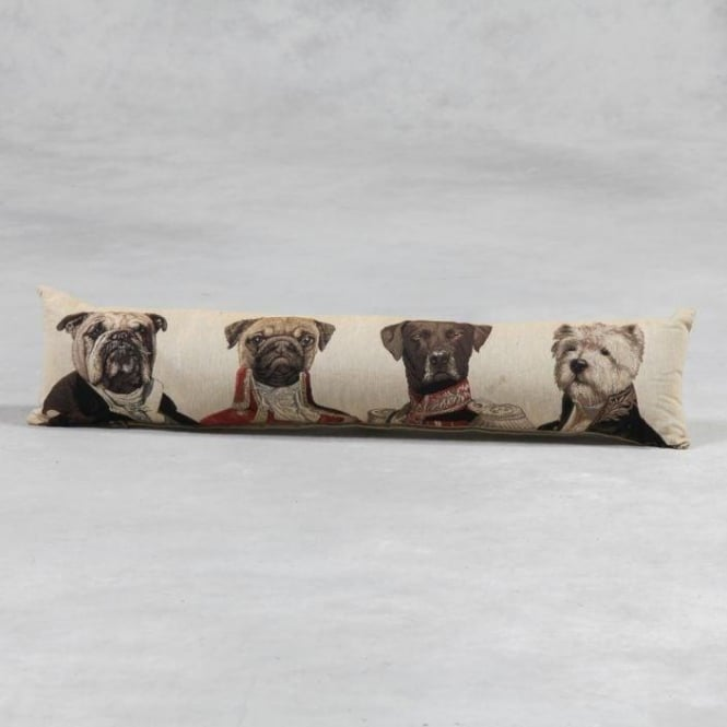 Gentry Dogs Tapestry Draft Excluder