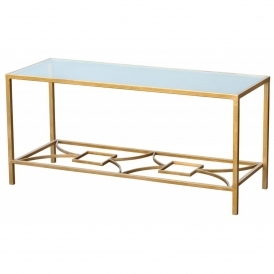 Gin Shu Parisienne Art Deco Console Table