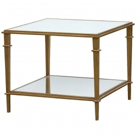 Gin Shu Parisienne Metal Table
