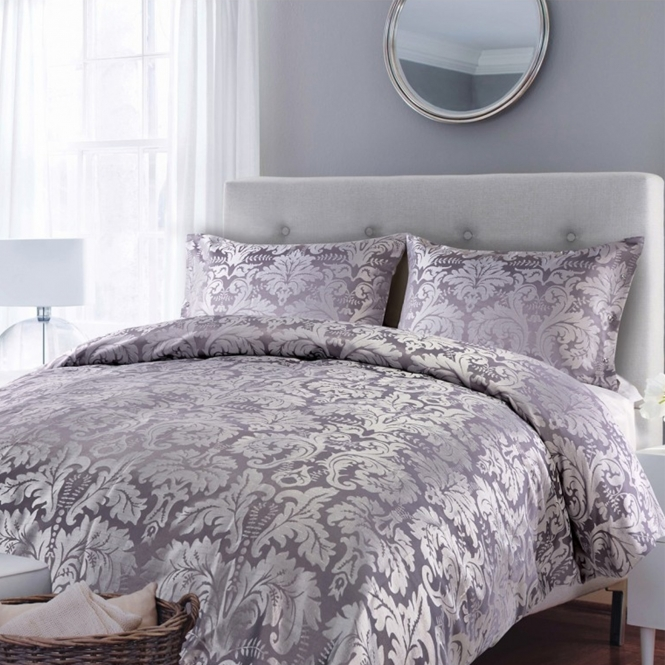 Glamour Jaquard Quilt Cover Set