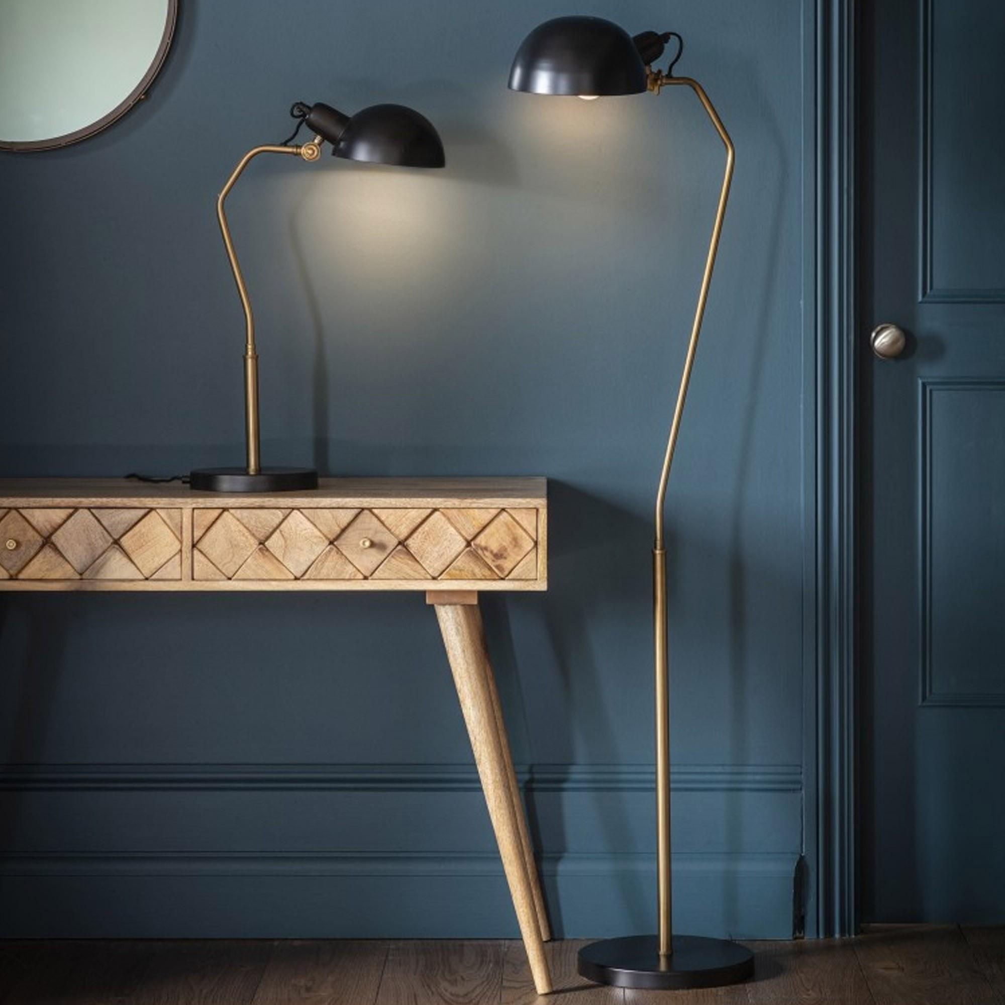 Glenbrook Floor Lamp Floor Standing Lamp Industrial Floor Lamp