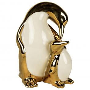 Ceramic Penguin Small Sculpture CP35