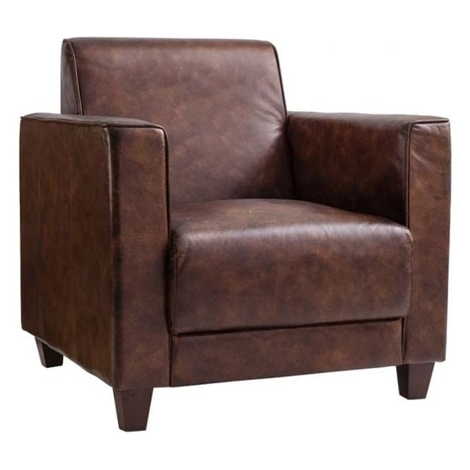 Granada Club Leather Chair