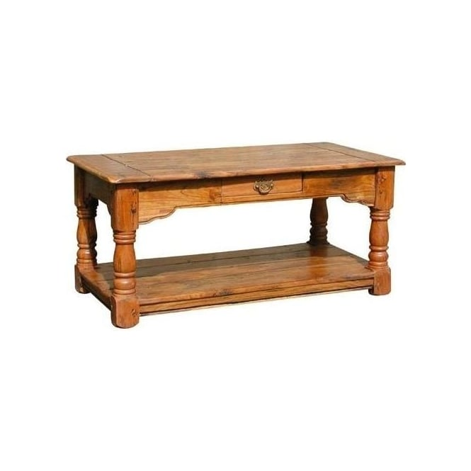 Granary Coffee Table / Shelf