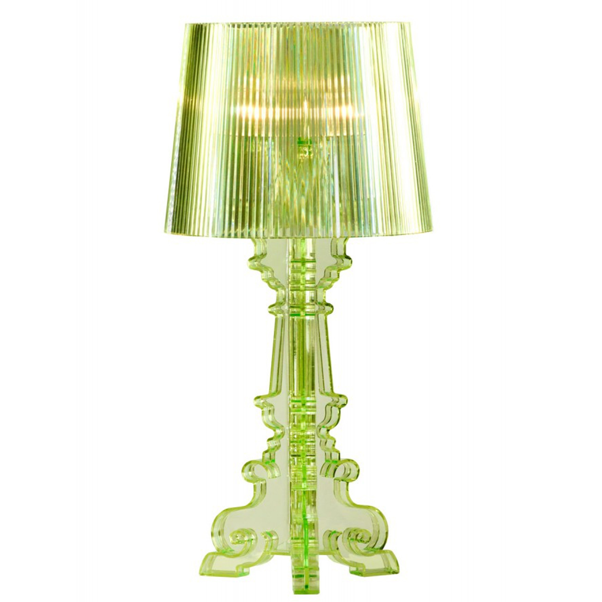 Green Acrylic Modern Table Lamp Table Lamps
