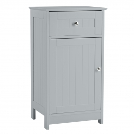 Grey Alaska Low Storage Unit