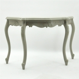 Grey Antique French Style Console Table