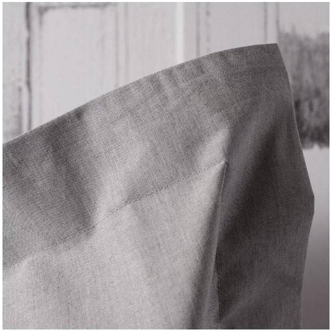 Grey Kintyre Oxford Pillowcase (2 Pack)