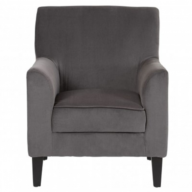 Grey Medan Chair