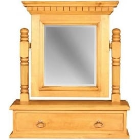 Grosvenor Swing Mirror With Drawer