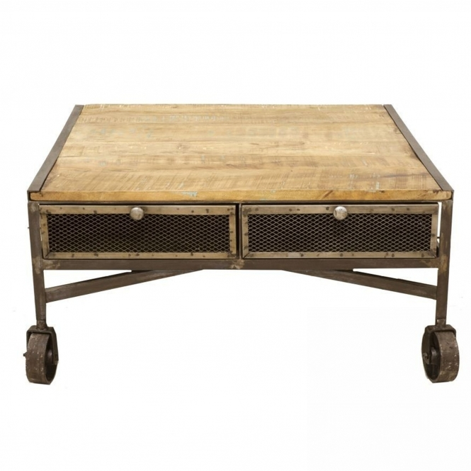 Guru Small Coffee Table