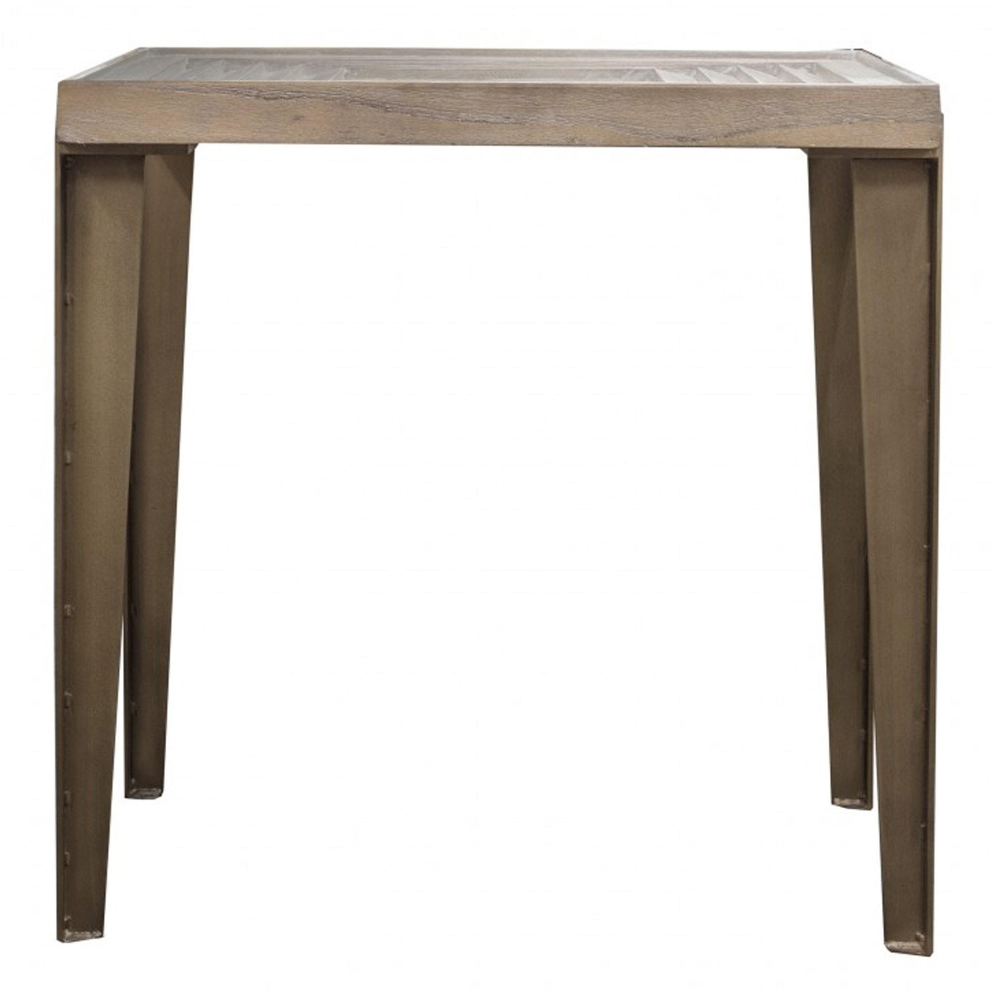 Hackney Side Table Wooden Side Table Modern Side Table