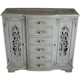 Handcarved Antique French Style Sideboard