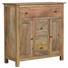 Handmade Mango 2 Door 3 Drawer Sideboard