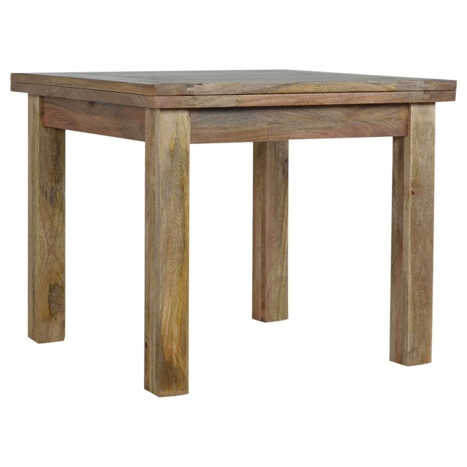 Handmade Mango Extendable Dining Table