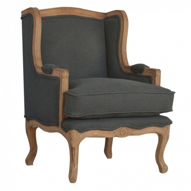 Handmade Mango Single Arm Chair