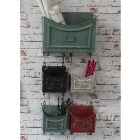 Hanging Shabby Chic Storage Set