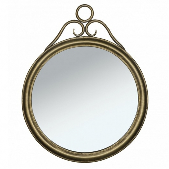 Harriet Distressed Wall Mirror