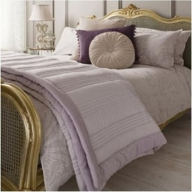 Heather Egg Ashby Quilted Bedspread