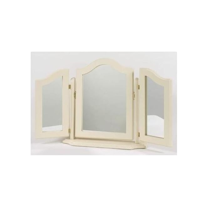 Henderson Antique French Style Triple Mirror