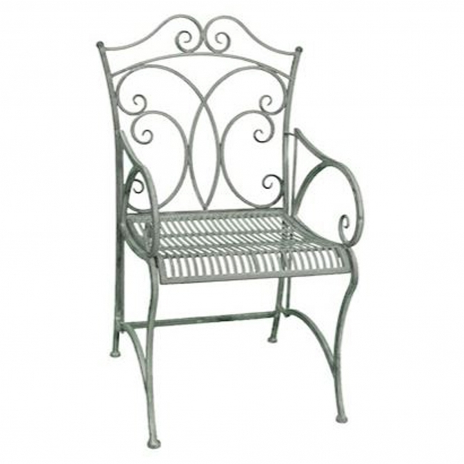 Heritage Antique French Style Outdoor Chair