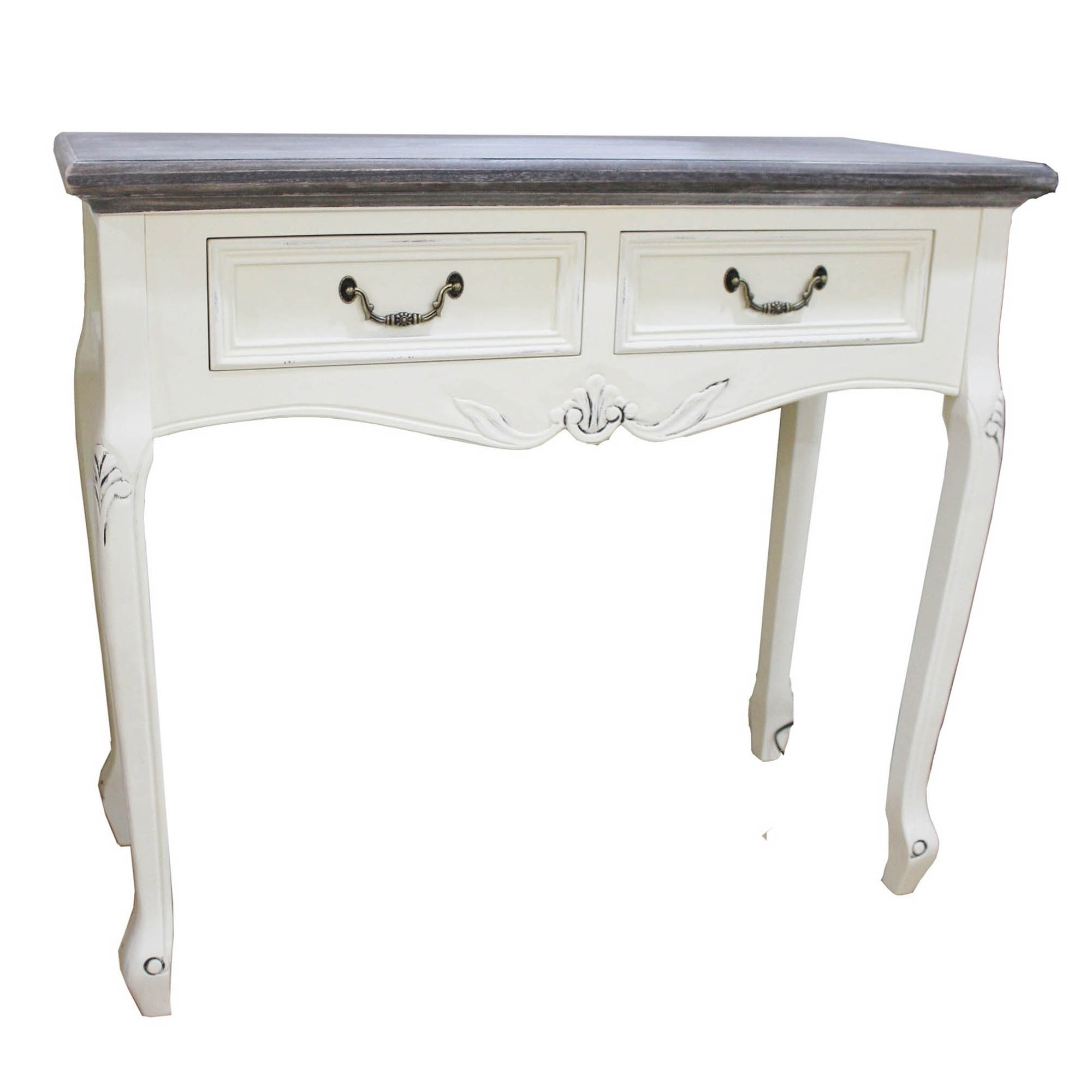 heritage shabby chic console table console table homesdirect365 rh homesdirect365 co uk shabby chic console tables mushroom grey shabby chic console table painters