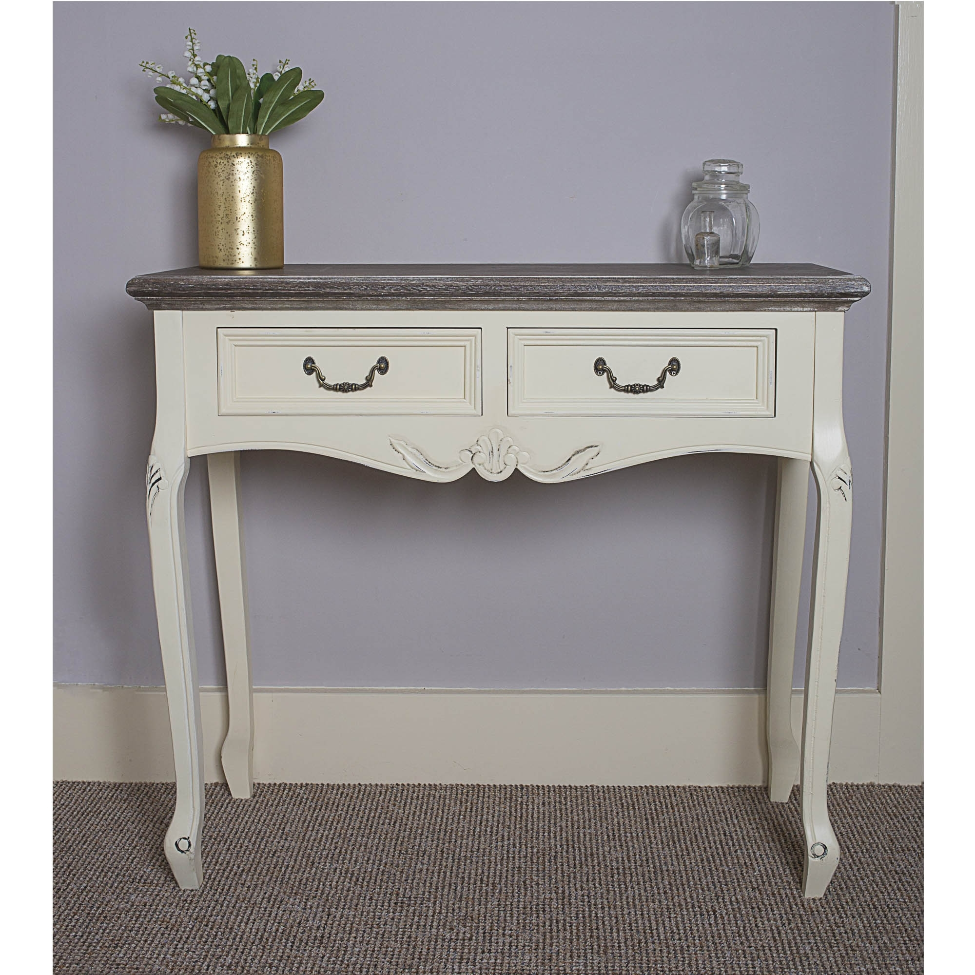 heritage shabby chic console table console table homesdirect365 rh homesdirect365 co uk shabby chic console table painters shabby chic console table gumtree torfaen