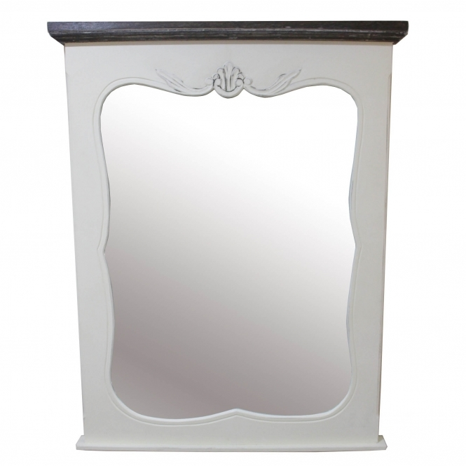 Heritage Shabby Chic Wall Mirror