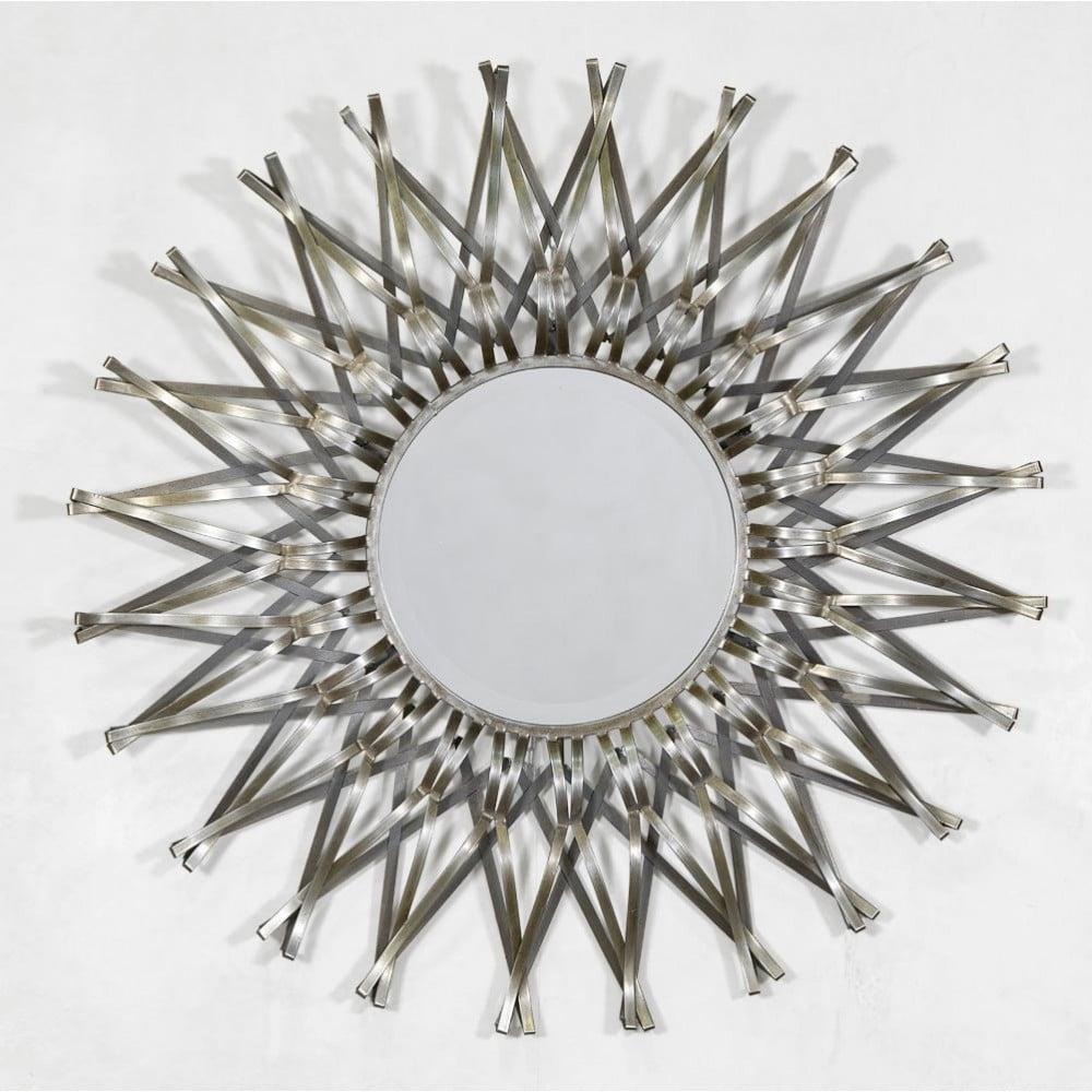 Geometric Wall Mirror sunburst geometric wall mirror