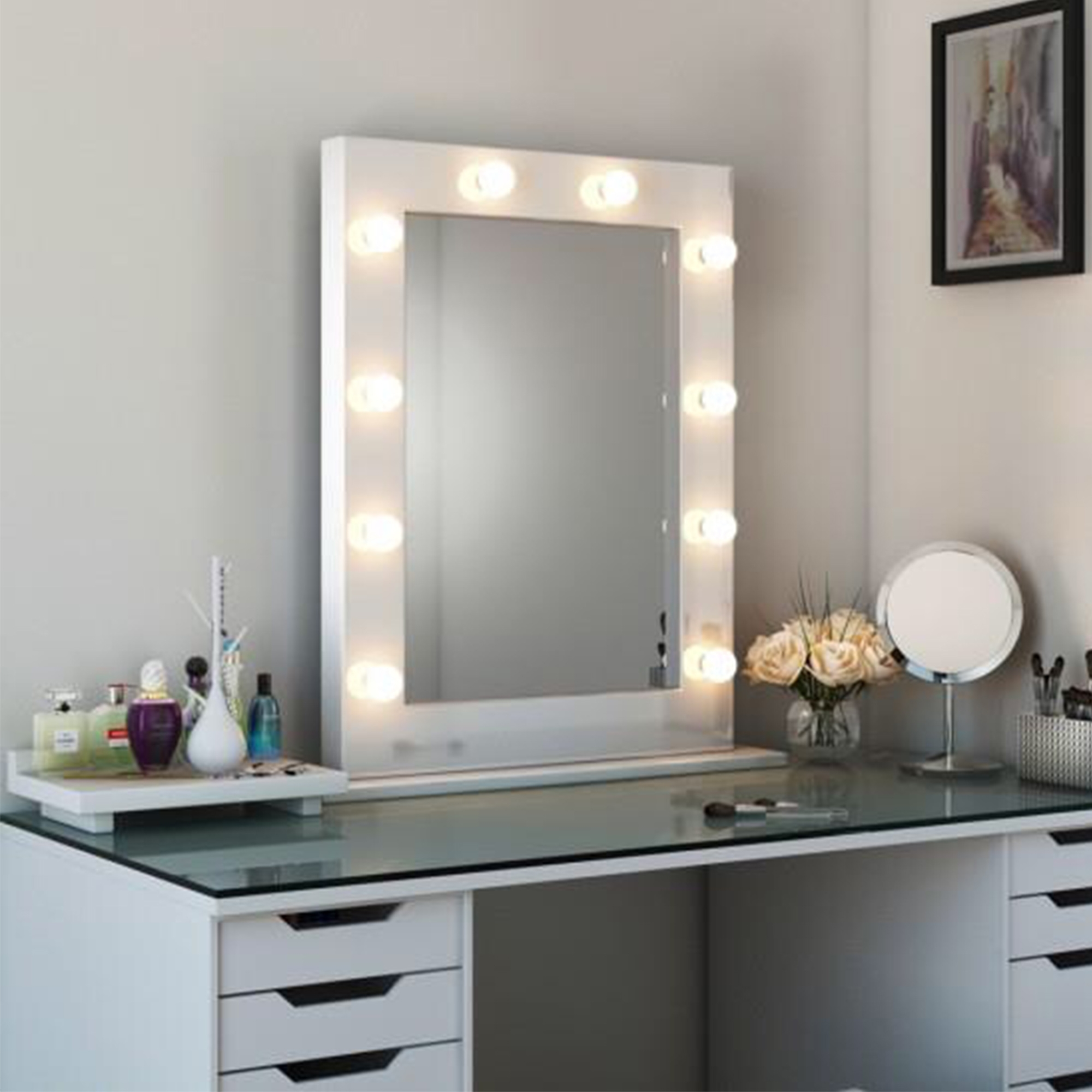 Hollywood Mirror Table Mirrors Online Now From