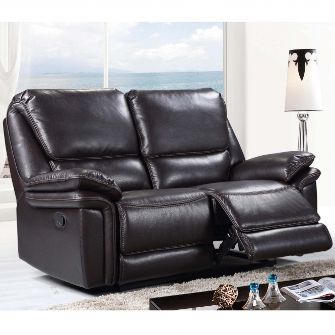 Houston 2 Seater Recliner Sofa