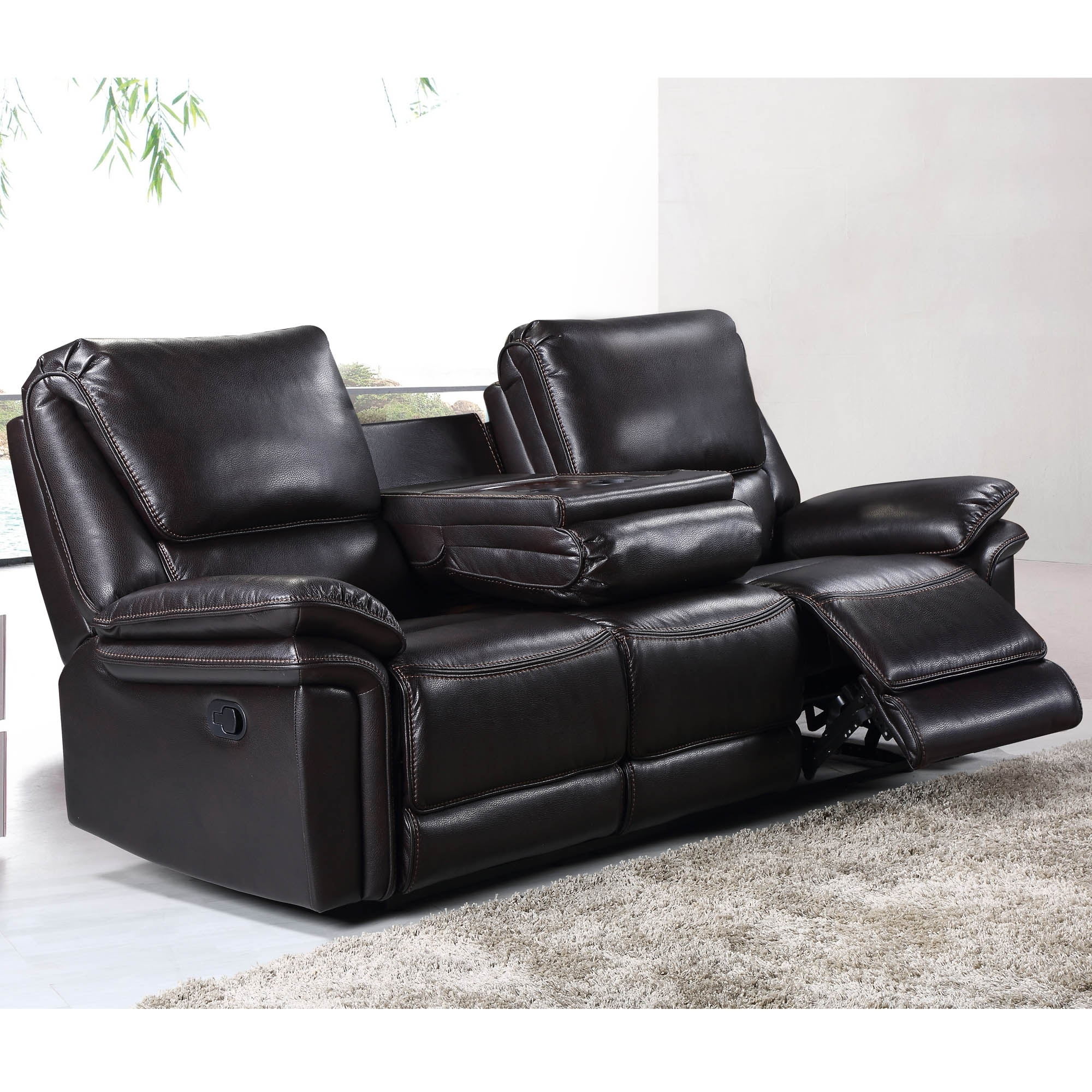 Houston 3 Seater Reclining Sofa