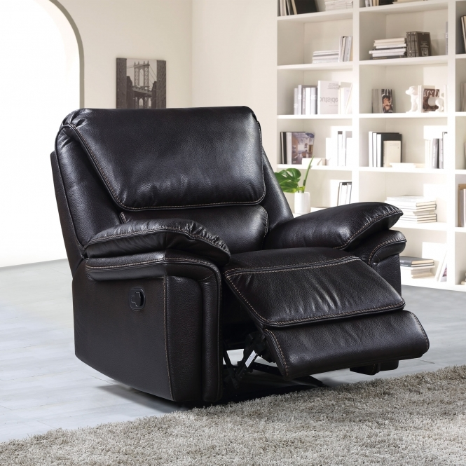 Houston Reclining Armchair