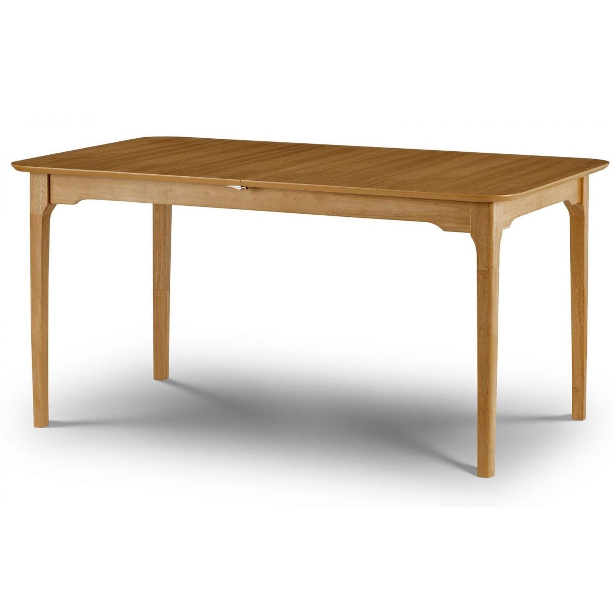 Enjoyable Ibsen Extending Oak Dining Table Download Free Architecture Designs Terchretrmadebymaigaardcom