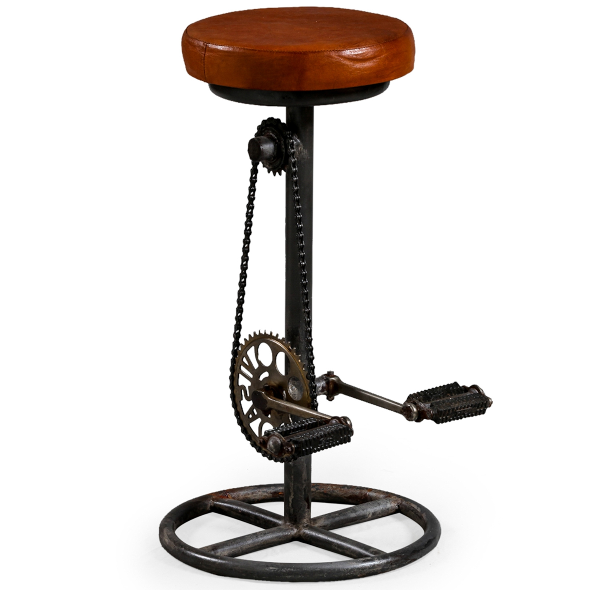 Industrial Pedal Bar Stool Seating Bar Stools Online