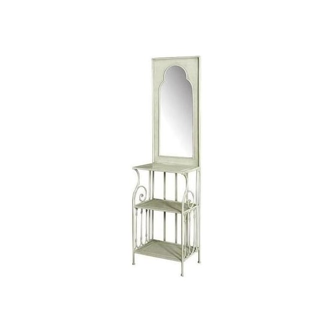 Iron Storage With Mirror