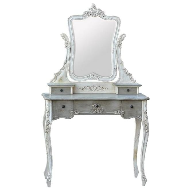 IsaBella Dusk Shabby Chic Dressing Table