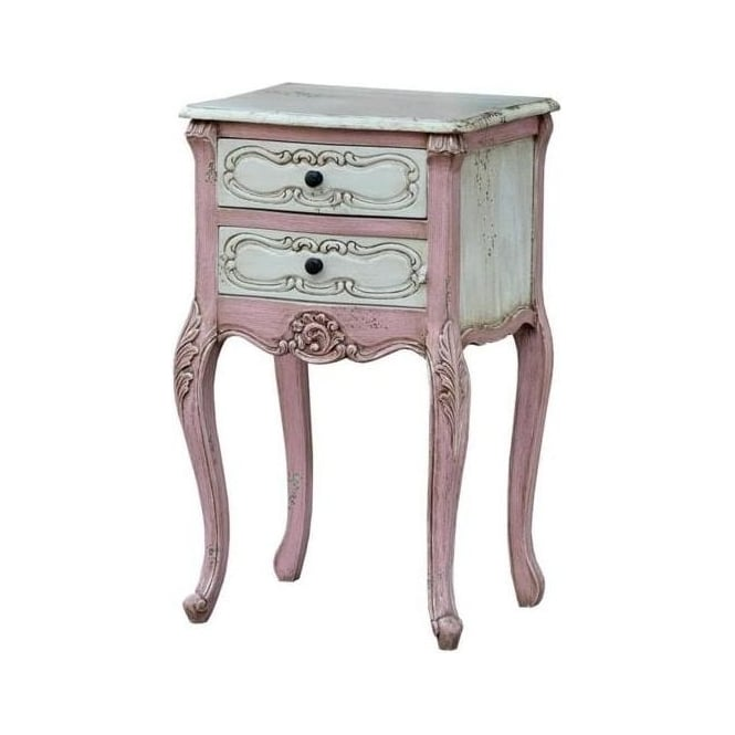 IsaBella Shabby Chic Bedside Table