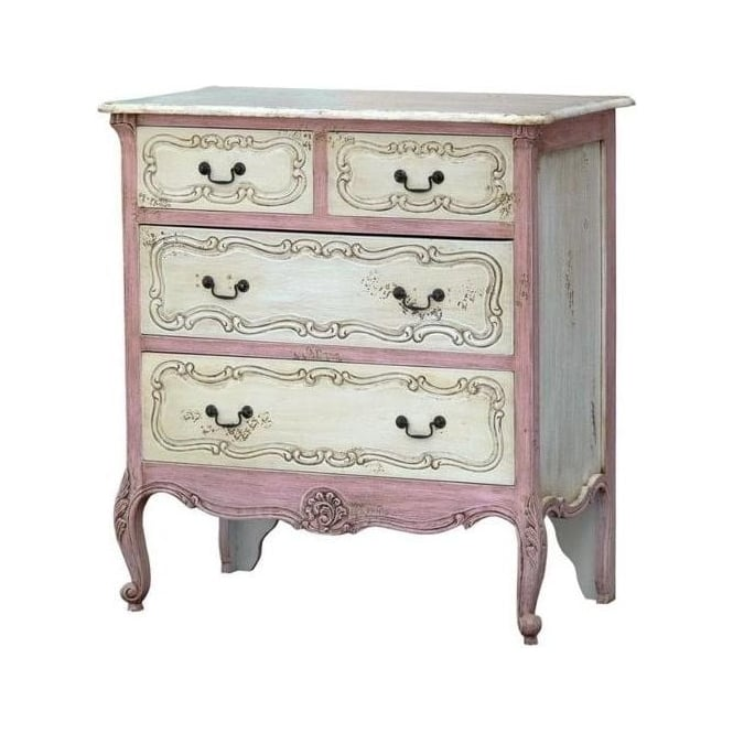 IsaBella Shabby Chic Chest Of Drawers