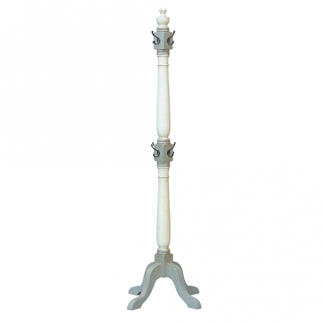 IsaBella Shabby Chic Coat Stand