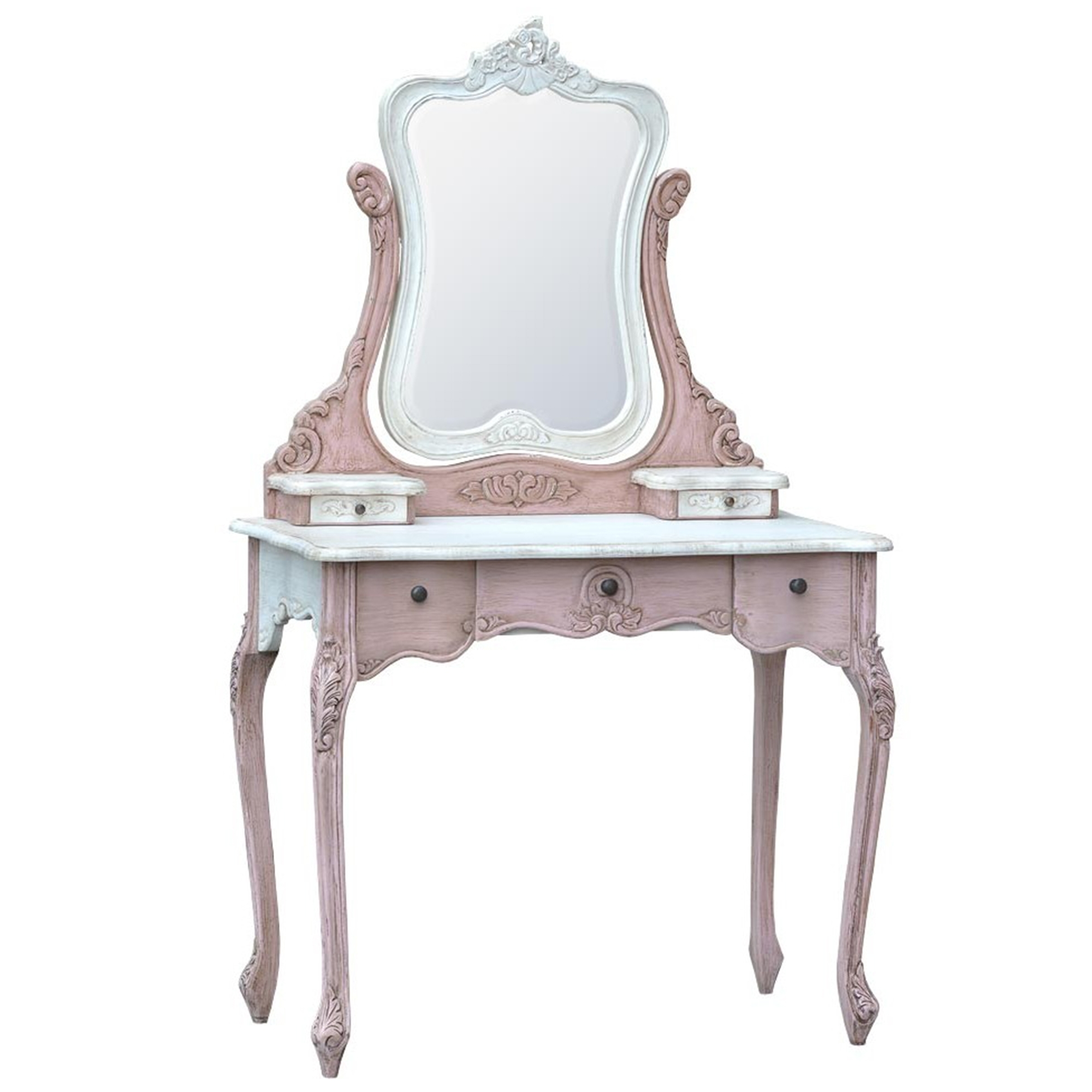 Shabby chic dressing table isabella shabby chic dressing table geotapseo Images
