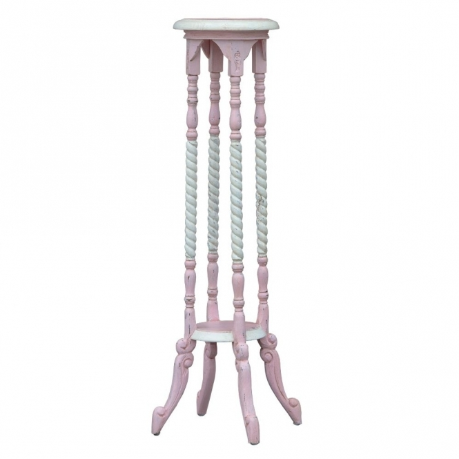 IsaBella Shabby Chic Plant Stand