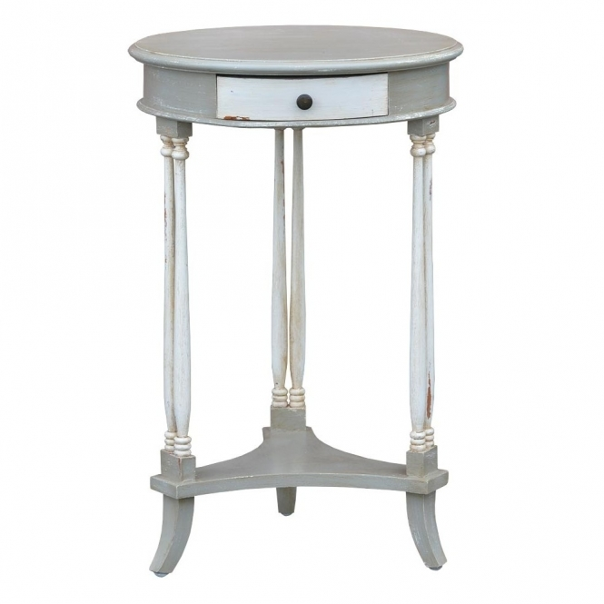 IsaBella Shabby Chic Side Table