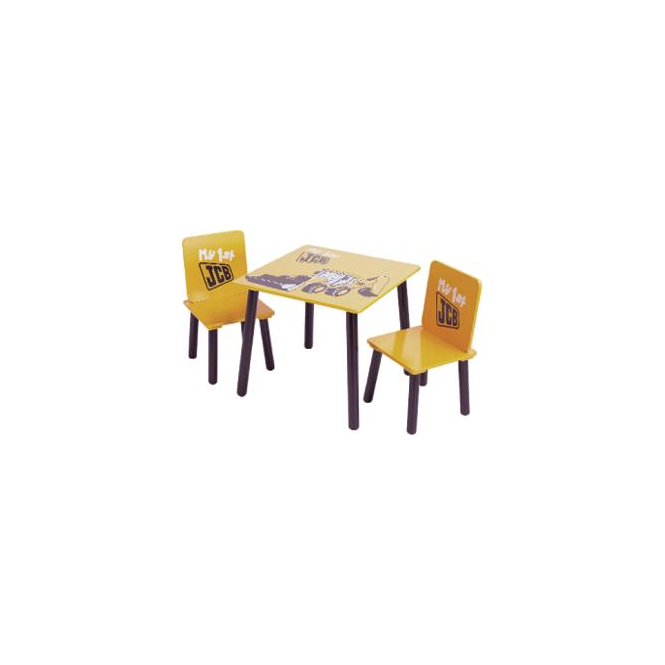 JCB Table & 2 Chair
