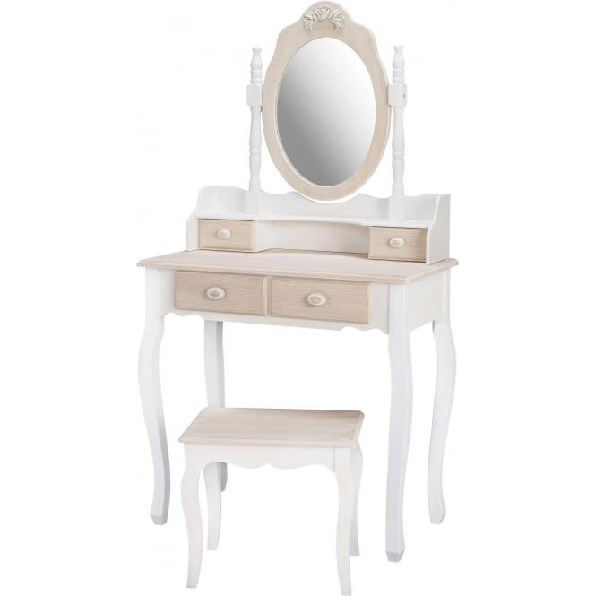 Juliette Antique French Style Dressing Table Set