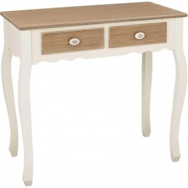 Juliette Shabby Chic Console Table